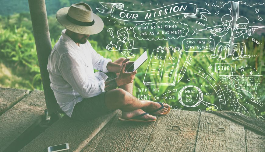 Diaries of a Barefoot Businessman Chapter 22: Man on a Mission