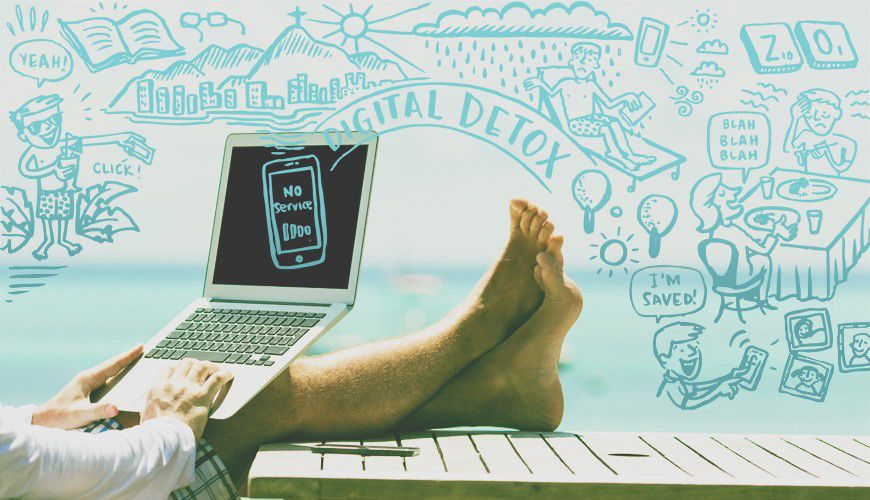 Diaries of a Barefoot Businessman Chapter 9: The Digital Detox